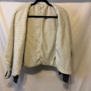 Hollister Sweaters - Hollister Sherpa Lined Cardigan Sweater